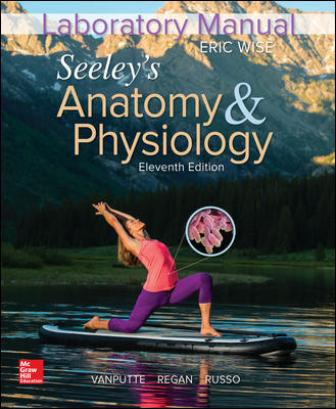 Solution Manual for Laboratory Manual for Seeley's Anatomy & Physiology, 11th Edition Wise