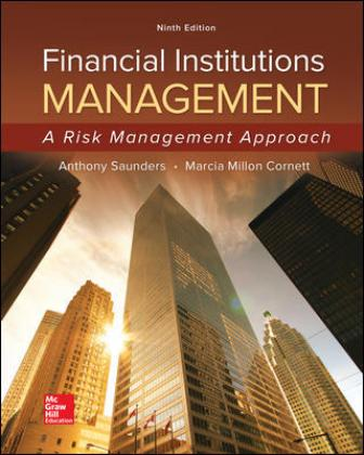 Solution Manual for Financial Institutions Management: A Risk Management Approach, 9th Edition Saunders