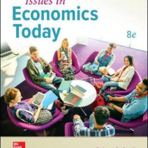 Test Bank for Issues in Economics Today 8th Edition Guell