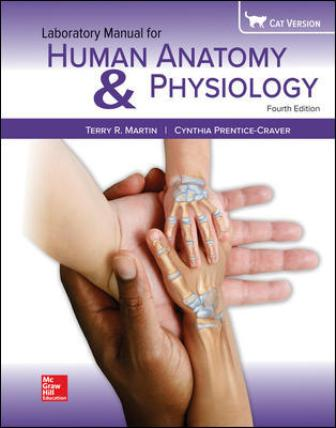 Solution Manual for Human Anatomy & Physiology Cat Version, 4th Edition Martin