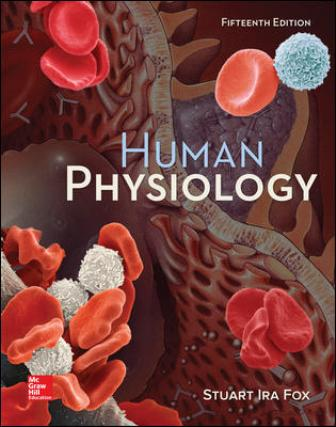 Test Bank for Human Physiology, 15th Edition Fox