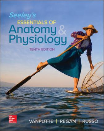 Solution Manual for Seeley's Essentials of Anatomy and Physiology, 10th Edition VanPutte