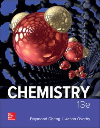 Test Bank for Chemistry 13th Edition Chang