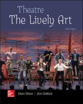 Test Bank for Theatre: The Lively Art 10th Edition Wilson