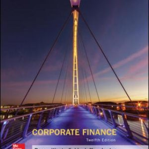 Solution Manual for Corporate Finance 12th Edition Ross