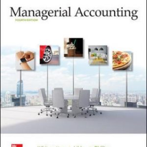 Test Bank for Managerial Accounting, 4th Edition Whitecotton