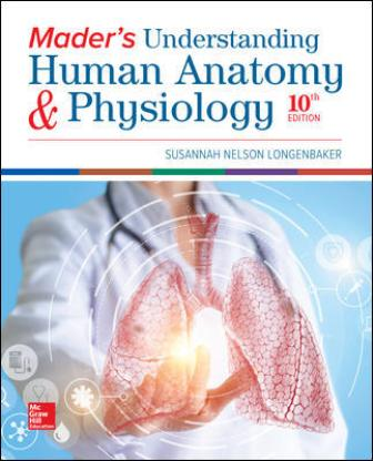 Solution Manual for Mader's Understanding Human Anatomy & Physiology, 10th Edition Longenbaker