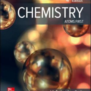 Solution Manual for Chemistry: Atoms First 4th Edition Burdge