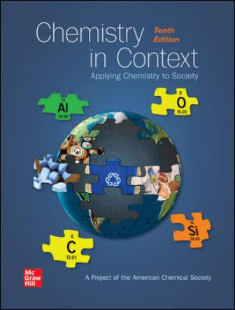 Solution Manual for Chemistry in Context 10th Edition American Chemical Society