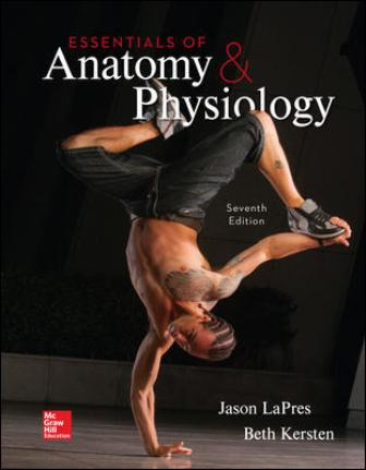 Test Bank for Essentials of Anatomy and Physiology 7th Edition LaPres