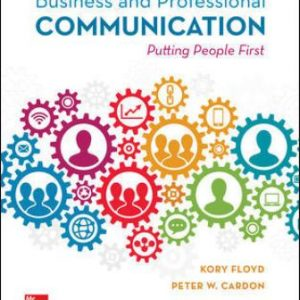 Solution Manual for Business and Professional Communication, 1st Edition Floyd