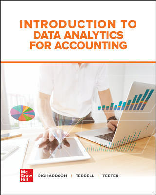 Test Bank for Introduction to Data Analytics for Accounting 1st Edition Richardson