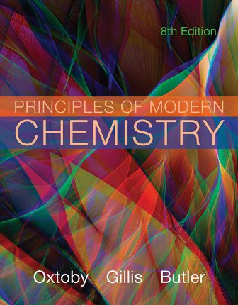 Test Bank for Principles of Modern Chemistry 8th Edition Oxtoby