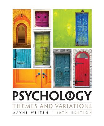 Test Bank for Psychology: Themes and Variations 10th Edition Weiten