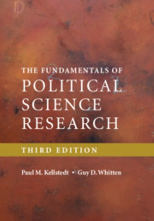 Test Bank for The Fundamentals of Political Science Research 3rd Edition Kellstedt