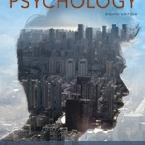 Test Bank for Psychology 8th Edition Gray