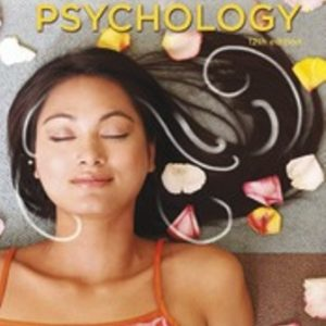 Test Bank for Psychology, 12th Edition Myers