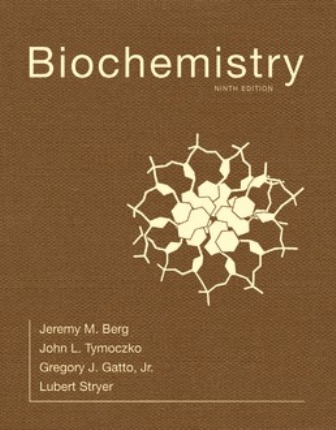 Test Bank for Biochemistry 9th Edition Stryer