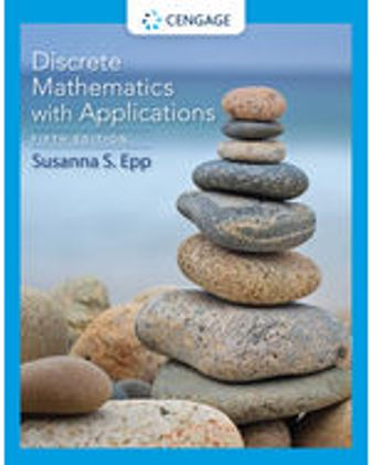 Test Bank for Discrete Mathematics with Applications 5th Edition Epp