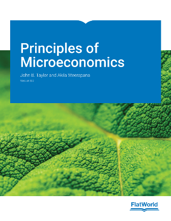 Solution Manual for Principles of Microeconomics, Version: 8.0 Taylor