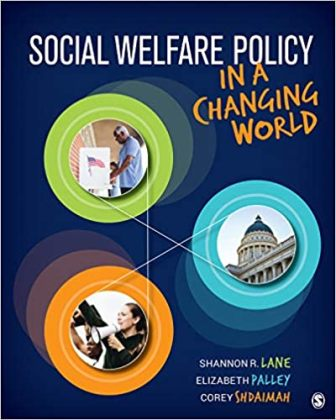 Test Bank for Social Welfare Policy in a Changing World 1st Edition Lane