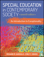 Test Bank for Special Education in Contemporary Society An Introduction to Exceptionality 7th Edition Gargiulo