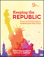 Test Bank for Keeping the Republic Power and Citizenship in American Politics 9th Edition Barbour