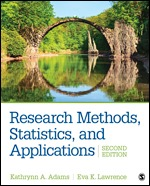 Test Bank for Research Methods, Statistics, and Applications 2nd Edition Adams