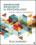 Test Bank for Statistics for Research in Psychology A Modern Approach Using Estimation Gurnsey