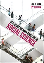 Test Bank for Statistics for Statistics and Data Analysis for Social Science 2nd Edition Krieg