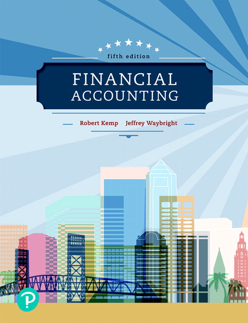 Test Bank for Financial Accounting, 5th Edition Kemp