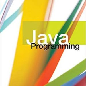 Solution Manual for Java Programming, 9th Edition Farrell
