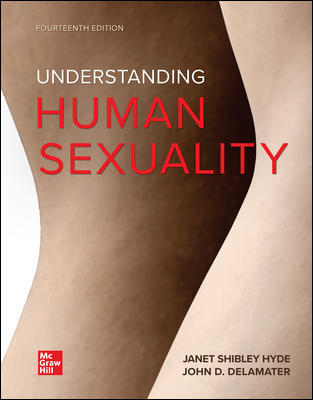 Test Bank for UNDERSTANDING HUMAN SEXUALITY, 14th Edition Hyde