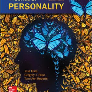 Test Bank for Theories of Personality, 9th Edition Feist