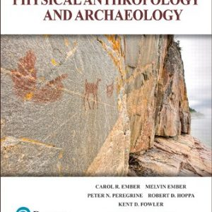 Test Bank for Physical Anthropology and Archaeology 4th Canadian Edition Ember