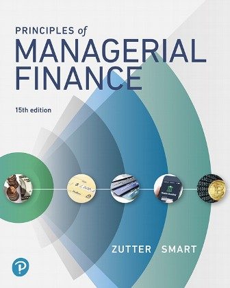 Test Bank for Principles of Managerial Finance 15th Edition Zutter