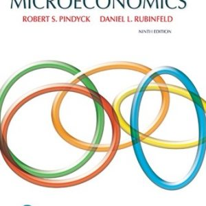 Solution Manual for Microeconomics 9th Edition Pindyck