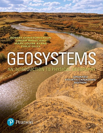 Solution Manual for Geosystems: An Introduction to Physical Geography 4th Canadian Edition Christopherson