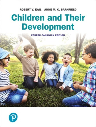 Test Bank for Children and Their Development 4th Canadian Edition Kail