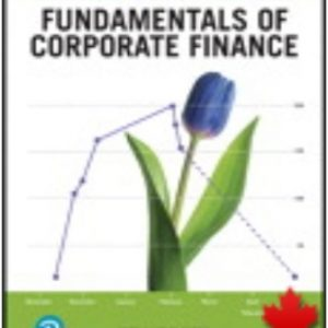 Test Bank for Fundamentals of Corporate Finance 3rd Canadian Edition Berk