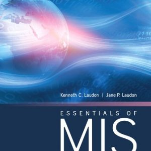 Test Bank for Essentials of MIS 14th Edition Laudon