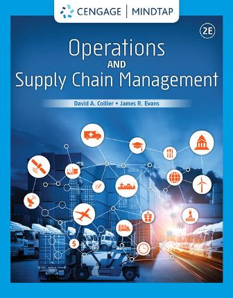 Test Bank for Operations and Supply Chain Management 2nd Edition Collier