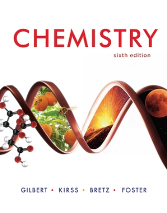 Test Bank for Chemistry 6th Edition Gilbert