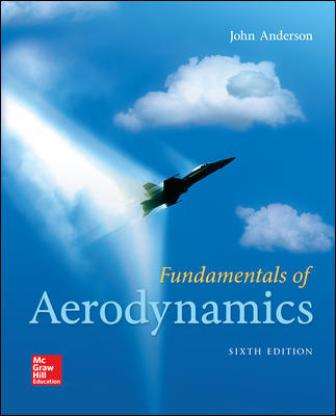 Test Bank for Fundamentals of Aerodynamics 6th Edition Anderson