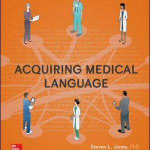 Test Bank for Acquiring Medical Language 2nd Edition Jones