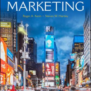 Test Bank for Marketing, 14th Edition Kerin