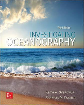 Test Bank for Investigating Oceanography, 3rd Edition Sverdrup