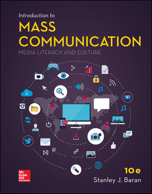 Test Bank for Introduction to Mass Communication, 10th Edition Baran