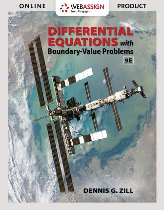 Solution Manual for Differential Equations with Boundary-Value Problems 9th Edition Zill