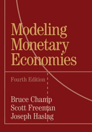 Solution Manual for Modeling Monetary Economies, 4th Edition Champ